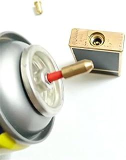 Desconocido ST - Adaptador de Gas butano con Clavija de Gas