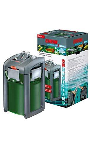 Eheim 2180010 Thermofilter professionel 3 1200 XLT mit elektrischer Heizersteuerung ohne Filtermasse