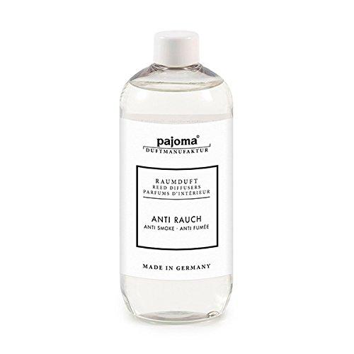 pajoma Raumduft Nachfüllflasche 500ml Duftöl für Diffuser Duft wählbar (Anti Rauch)