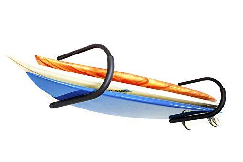 Protek Indoor Outdoor SUP Board Paddleboard Snowboard Surfboard Wakeboard Ski Storage Ceiling Hook...