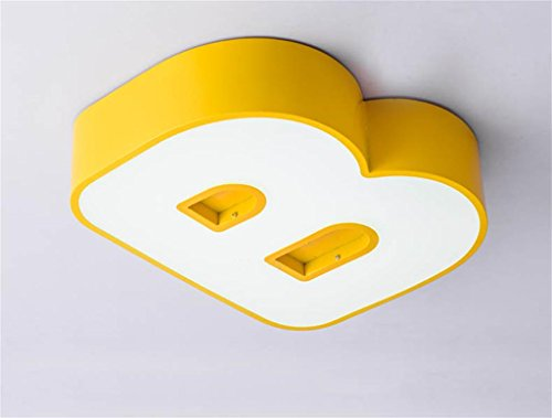 Luces de techo Ali Niños Lámpara de Techo Moderno Minimali