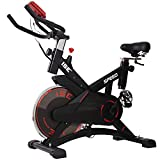 ISE Vélo d'appartement Ergomètre Cardio Vélo Spinning...