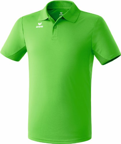 erima Kinder Poloshirt Funktions, green, 164, 211344
