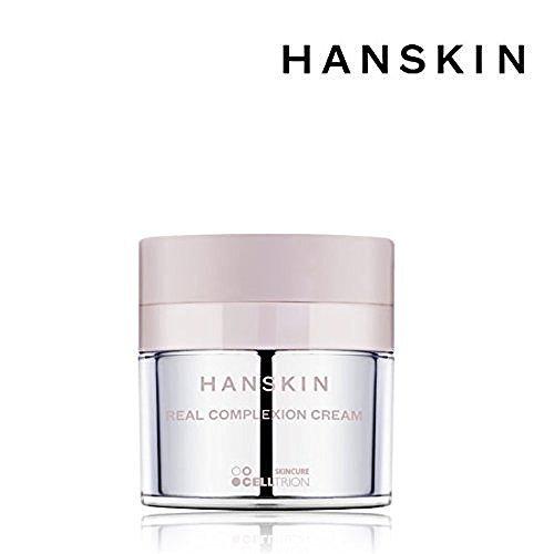 HANSKIN Real Complexion Cream 50ml/ハンスキン リアル コンプレクション クリーム 50ml
