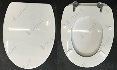 Copriwater Sedile WC per WC CIELO mod. LARA