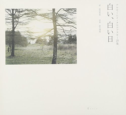 白い、白い日―アルセーニイ・タルコフスキー詩集の詳細を見る