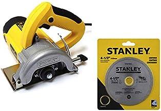 منشار و قطاعات كهربائية بسلك من ستانلي، طراز STSP125