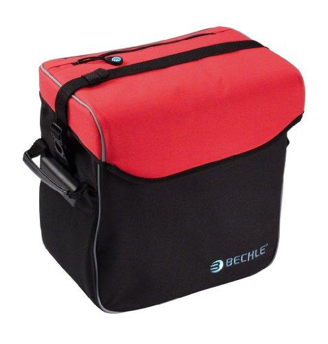 Praktische Einkaufstasche für Dietz Rollator Brado Tasche Poly Schwarz