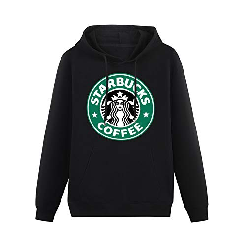 QSCV Youth Teen PulloverHoody Starbucks Coffee Logo with HoodedTop