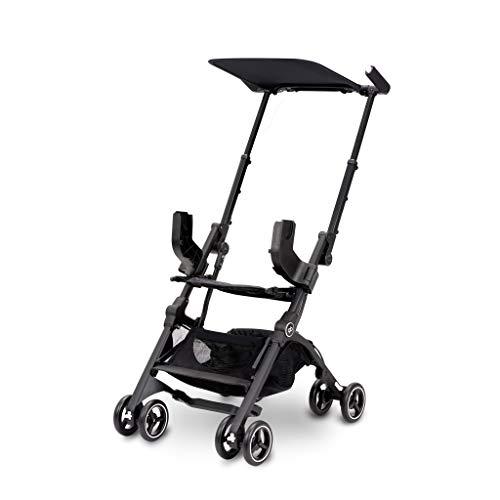 gb Pockit Go Infant Car Seat Carrier, Satin Black Alaska