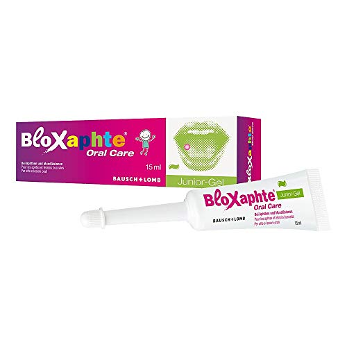BLOXAPHTE Oral Care Junior-Gel 15 ml