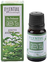10ml Essential Oil, Natural Fragrant Aromatherapy Water-soluble Essential Oil Relieve Fatigue Improve Sleep(Green Tea)