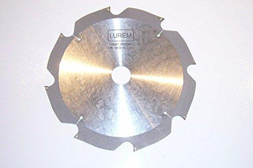 Lame denture diamant 160 alesage 20 coupe corian trespa éternit mélaminé