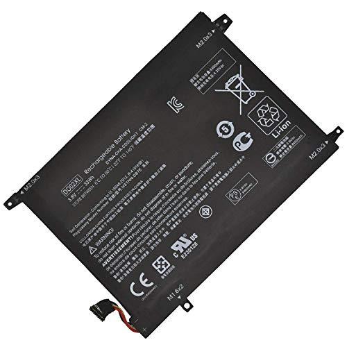 Hubei DO02XL Batería de Repuesto Batería para HP Pavilion X2 10 HSTNN-LB6Y HSTNN-DB7E (3.8V 33Wh)
