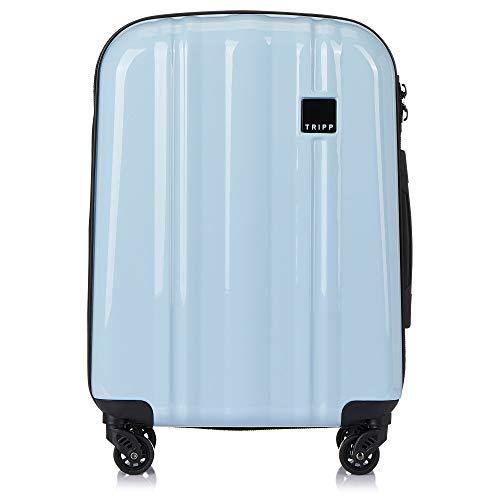 Tripp Ice Blue Absolute Lite Cabin 4 Wheel Suitcase