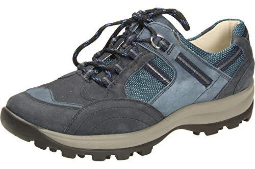 Waldläufer bequem bis 25 mm Absatz/Keil Gr.6½, Blau