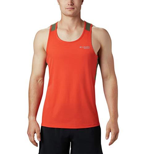 Columbia Titan Ultra Running - Camiseta de Tirantes para Hombre, Hombre, 1839791,...