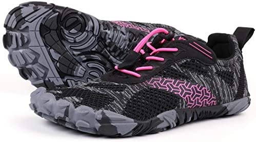 JOOMRA Womens Trail Running Minimalist Barefoot Shoes Runners Size 8 5 Athletic Jogging Wide product image