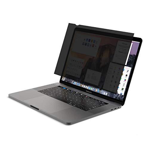 """Privise Protector de Pantalla Premium para Computadoras, Ordenadores Portátiles de hasta 13,3"""". Filtro de Privacidad Original para Monitor de Laptop, Antirreflectante de Fácil Instalación"""