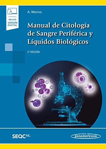 Manual de citologia de sangre periferica y liquido (Incluye versión digital)