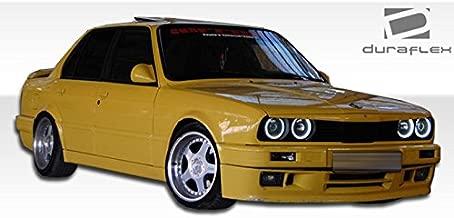 1984-1987 BMW 3 Series E30 2DR M-Tech Kit - Includes M-tech Front bumper (105323), M-Tech Sideskirts (105046), M-Tech Door Panels (105048) M-Tech Rear bumper (105324)