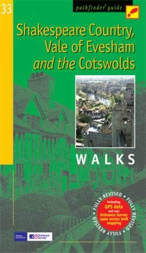 PF (33) SHAKESPEARE COUNTRY, VALE OF EVESHAM: Walks (Pathfinder Guide)