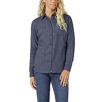 Best womens blue flannel shirt Reviews