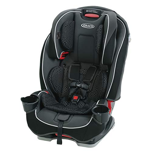 Graco Slim Fit 3-in-1 Convertible Car Seat - Camelot