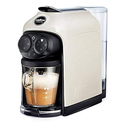 Lavazza A Modo Mio Deséa Espresso Coffee Machine, White