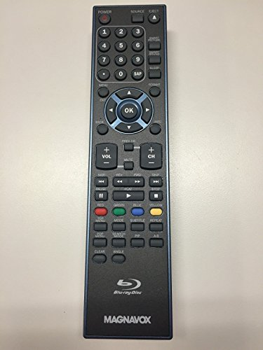 MAGNAVOX LCD TV/DVD Combo Remote Control NF034UD for 42MD459B /F7