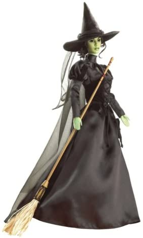 Mattel The Wizard of Oz Minneapolis Mall Wicked Barbie Doll Now on sale Witch the West