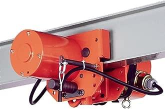 Elephant Lifting MAS Series MAS-3-D-15 3-Phase Electric Motorized Trolley, Single Speed, for FA Chain Hoist, 6600 lbs Capacity, 39 fpm Traversing Speed, 230V/460V