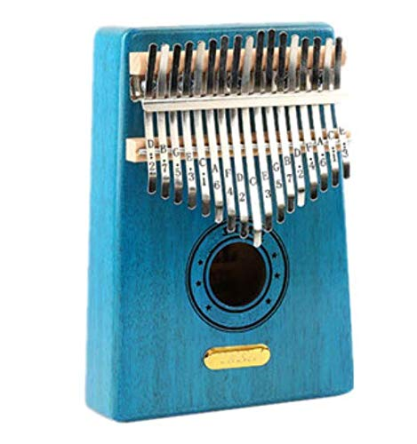 Tune Roots Kalimba 17 key thumb piano portable musical instruments gifts for teens  interesting finds kalimba thumb piano  kalimba songbook musical instruments for adults and children to learn