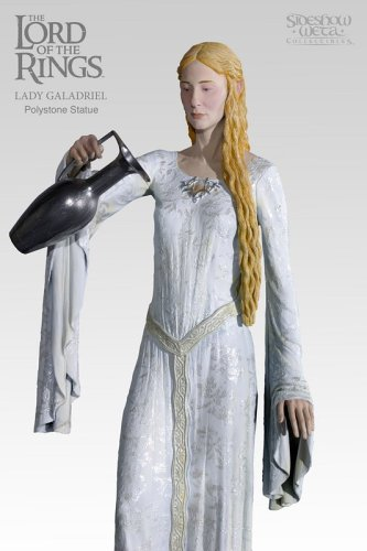 Lord of the Rings: Lady Galadriel (Cate Blanchett) Statue by Sideshow Collectibles!