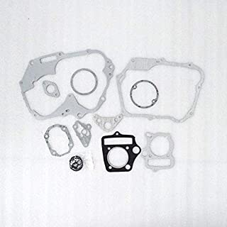 Motorcycle Full Complete Gasket Set 50mm Bore For C100 WIN100 JD100 100cc Horizontal Engine Spare Parts