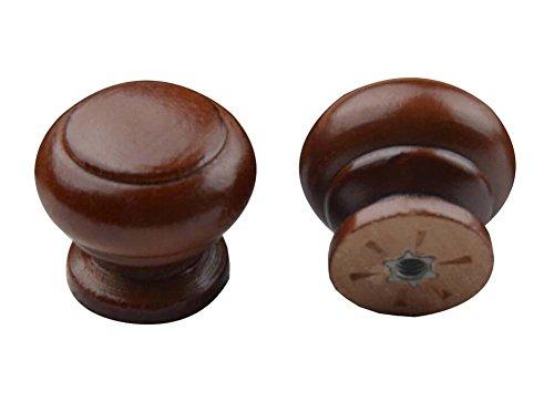 Alien Storehouse Paquet DE 10 Bois Cabinet Commodes de raboteuse Meubles Poignées de tiroir - 07