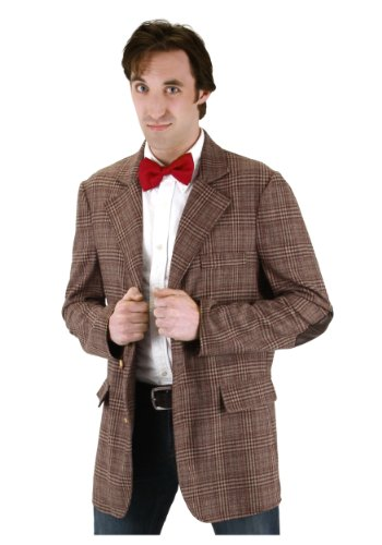 Doctor Who Mens 11th Doctor Jacket (Small/Medium)