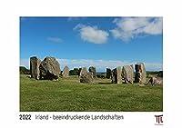 Irland - beeindruckende Landschaften 2022 - White Edition - Timokrates Kalender, Wandkalender, Bildkalender - DIN A4 (ca. 30 x 21 cm)