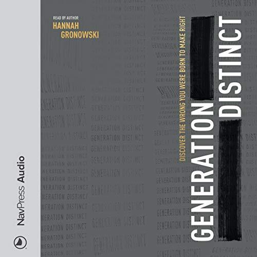 Generation Distinct cover art