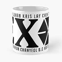 Exo M K Kpop 2015 - Morning Coffee Mug Ceramic Novelty Holiday