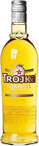 Trojka Wodka Caramel 0,7 Liter