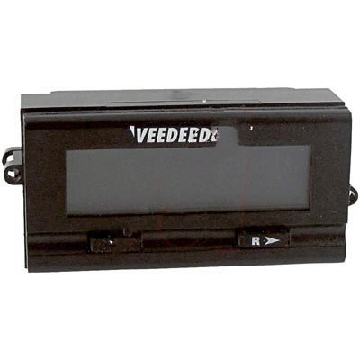 Veeder-Root A103-001 , Counter; Add/Subtract; 10 to 28 VDC; Contact; LCD; 8; 0 to 99999999; 30 Hz