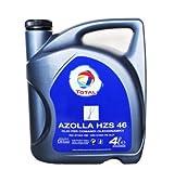 Total - Aceite hidráulico antidesgaste de Alto Rendimiento Azolla HZS 46 L 4