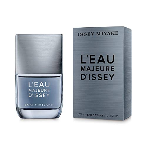 Perfume L'eau Majeure D'Issey Masculino Eau de Toilette 50ml