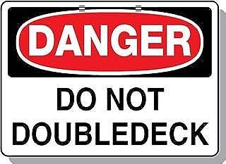 Beaed - DANGER Do Not Doubledeck