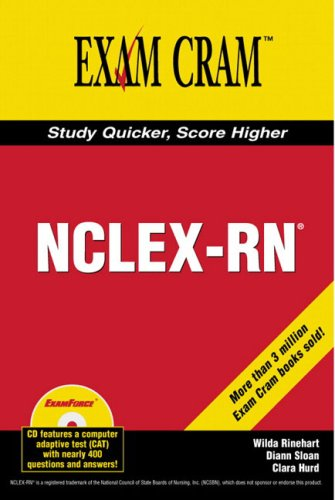 NCLEX-RN Exam Cram (revised edition)