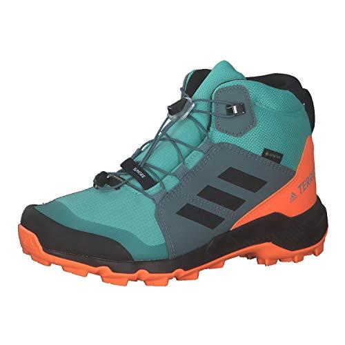 adidas Terrex MID GTX K Trekking- & Wanderstiefel, MENACI/NEGBÁS/NARCHI, 36 EU