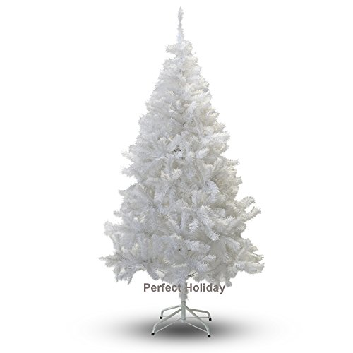 Best fake christmas tree small white for 2021