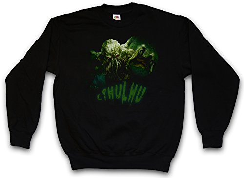 Urban Backwoods Monster Claw Cthulhu Sweatshirt Pullover Sweater Pull Noir Taille M