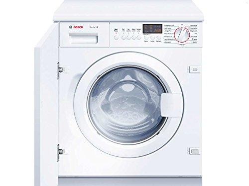 Bosch WIS28441 Serie 8 Waschmaschine FL / A+ / 220 kWh/Jahr / 1400 UpM / 7 kg / 11000 L/Jahr / VarioSoftTM Trommel